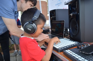 Rockin' Around the World with HARMAN: Make Music Day 2019