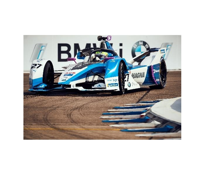 The fifth season of the ABB FIA Formula E Championship speeds toward a dazzling finale and Harman Kardon is along for the ride