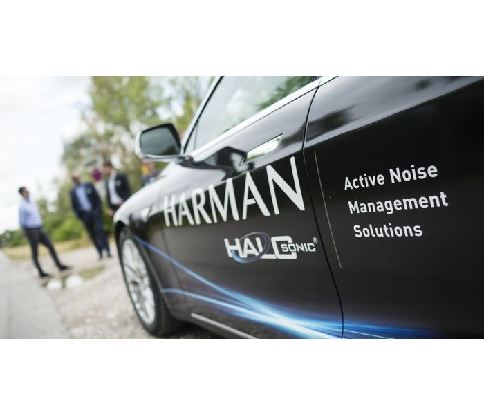 The Sound of Safety: HARMAN HALOsonic