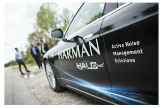 The Sound of Safety: HARMAN HALOsonic | HARMAN