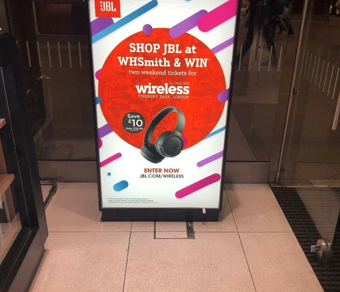JBL Gets Unleashed at UK's Wireless Festival