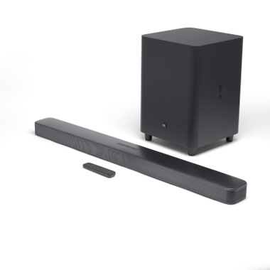 JBL raises the bar with new Soundbar series