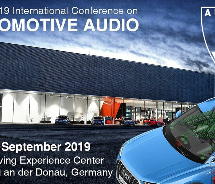 HARMAN Experts Discuss the Future of Automotive Audio at the 2019 AES International Conference