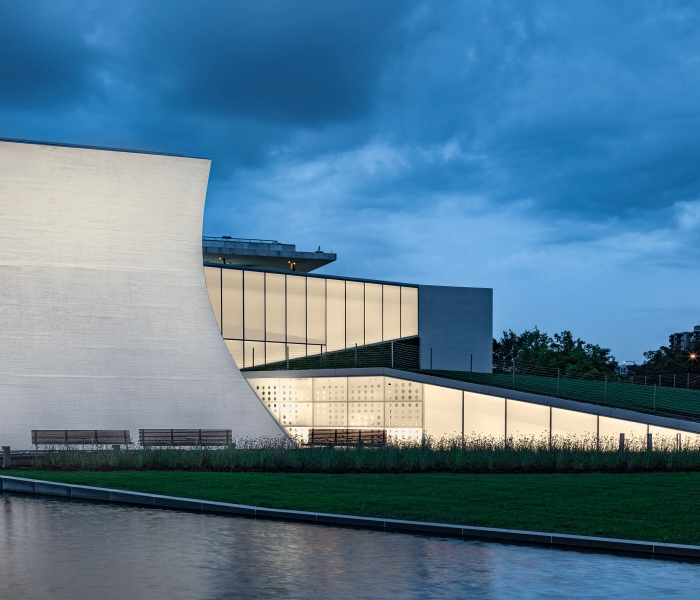 Open to the Public: Kennedy Center's REACH Complex Welcomes Creativity, Music & Art