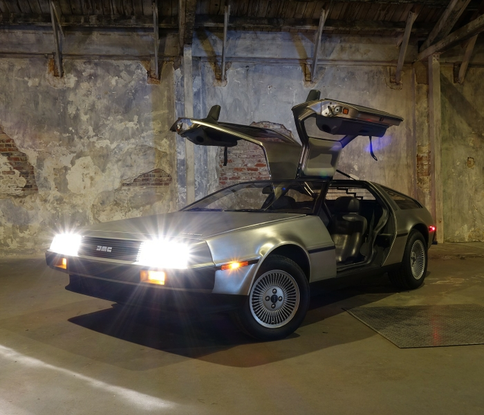 The 1980s Futuristic Dream Car is now a Reality