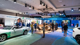 HARMAN Races from Hype to Hyperdrive at CES 2020