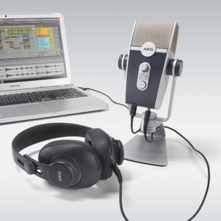 AKG Announces New Podcaster Essentials Bundle at the 2020 NAMM and CES Shows