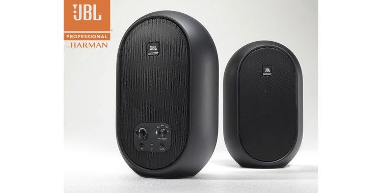 JBL104BT Black Duo
