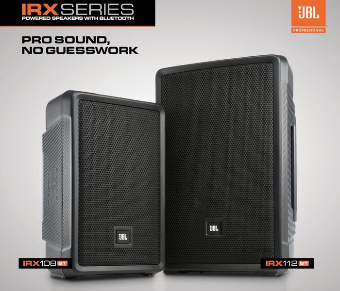 JBL IRX Series (1)