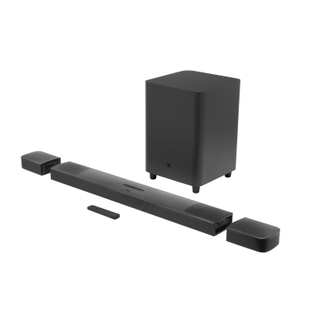 JBL® Introduces Its First Soundbar with Dolby Atmos, the JBL Bar 9.1 True Wireless Surround Sound