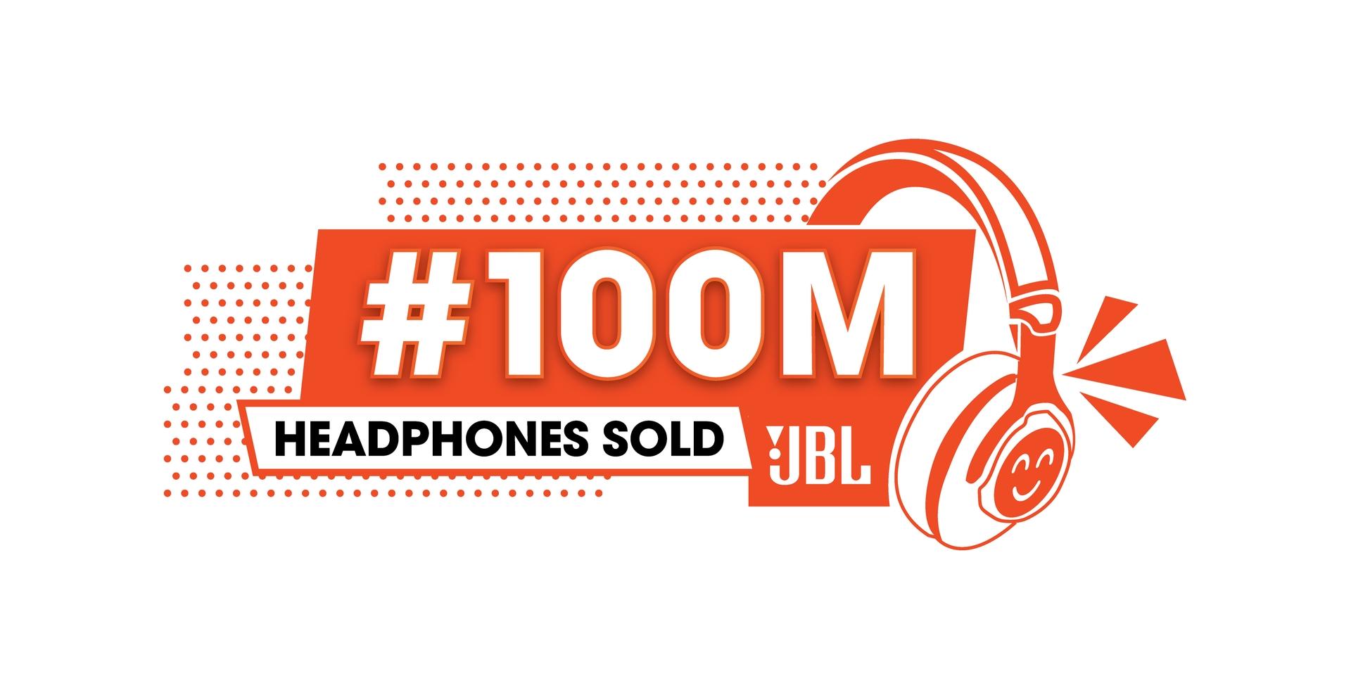 100M Headphones Sold