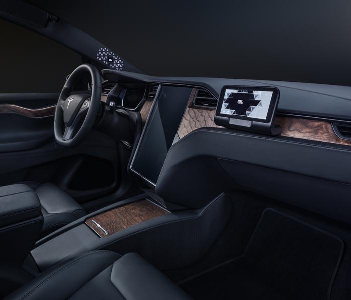 EV Plus Solutions Interior