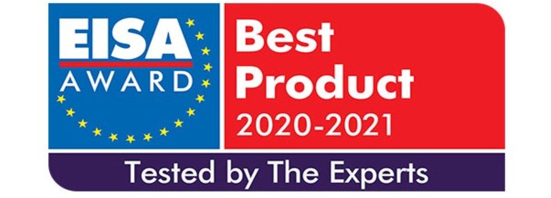 Logo gnral - EISA Awards 2020-2021