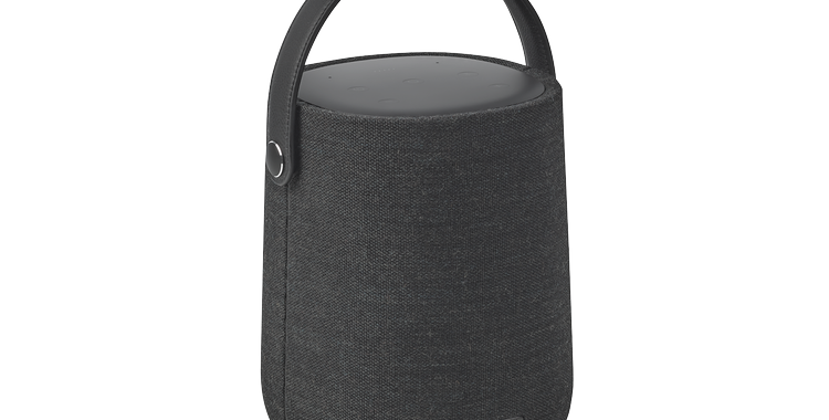 Harman Kardon Citation 200 Product Image Black