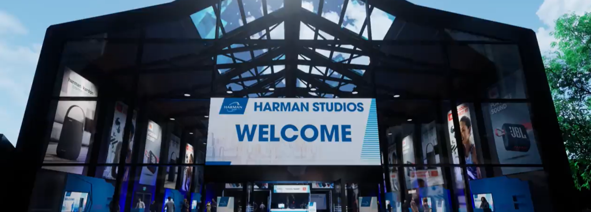 HARMAN Autumn 2020 Launch Event - US