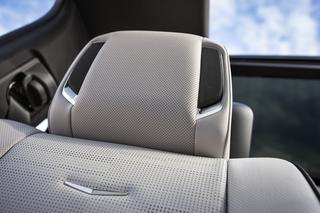 Cadillac Escalade Headrest speakers
