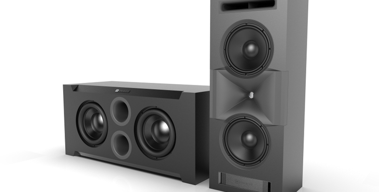 JBL Synthesis SCL-1 _ SSW-1 Group for Press Release