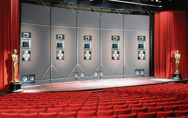 Samuel Goldwyn Theatre JBL Pro Sound