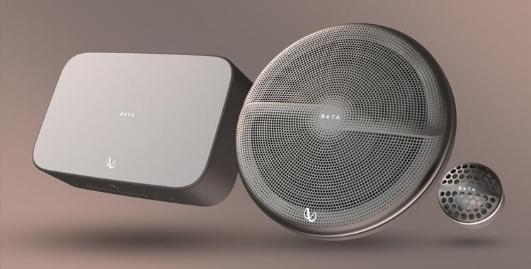 Infinity BeTA Speakers