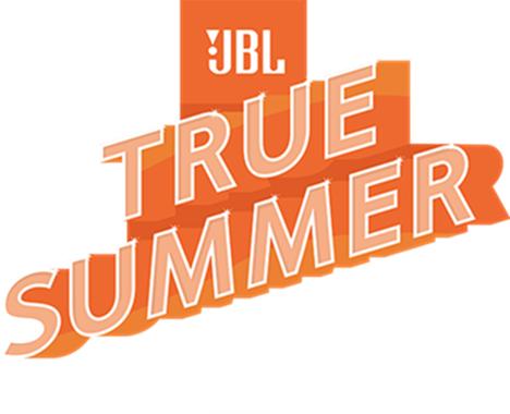 jbl true summer logo