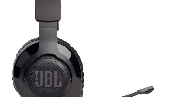 JBL Quantum 350 Wireless_Product Image_Back Left