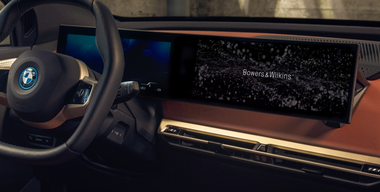 Bowers Wilkins-BMW iX_Interior