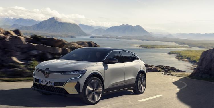 2021 - New Renault Mgane E-TECH 100% electric - Nature