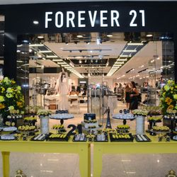 FOREVER 21 TO OPEN FIRST STORE IN NORTH OF BRAZIL