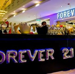FOREVER 21 GRAND OPENING AT JOCKEY PLAZA LIMA, PERU