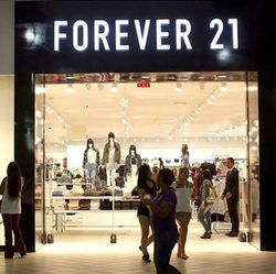 FOREVER 21 GRAND OPENING AT MEGACENTRO SANTO DOMINGO, DOMINICAN REPUBLIC