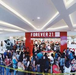 FOREVER 21 TO OPEN FIRST F21 RED STORE IN CENTRAL AMERICA