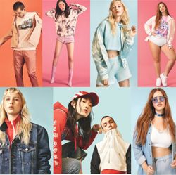 FOREVER 21 DEBUTS SPRING COLLECTION