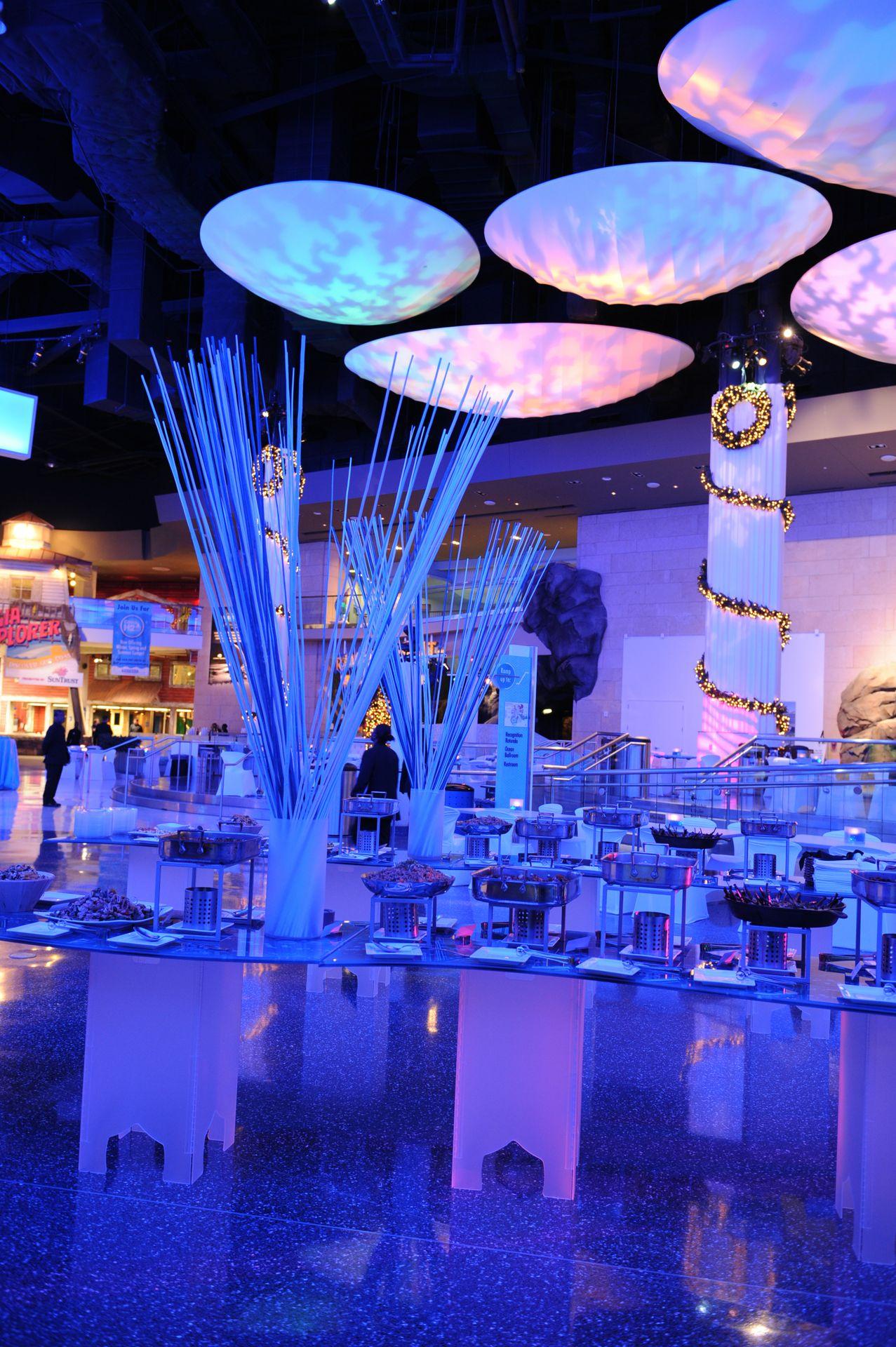 Atrium - Food Buffet