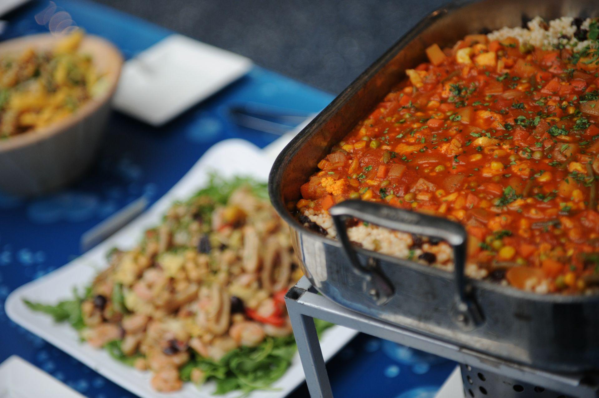 Food - salsa dish