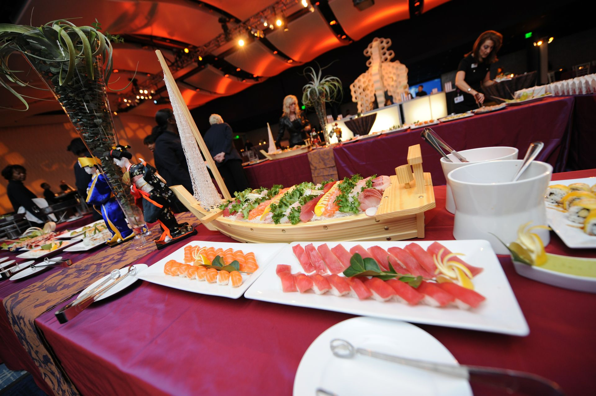 Oceans Ballroom - Buffet and Bar
