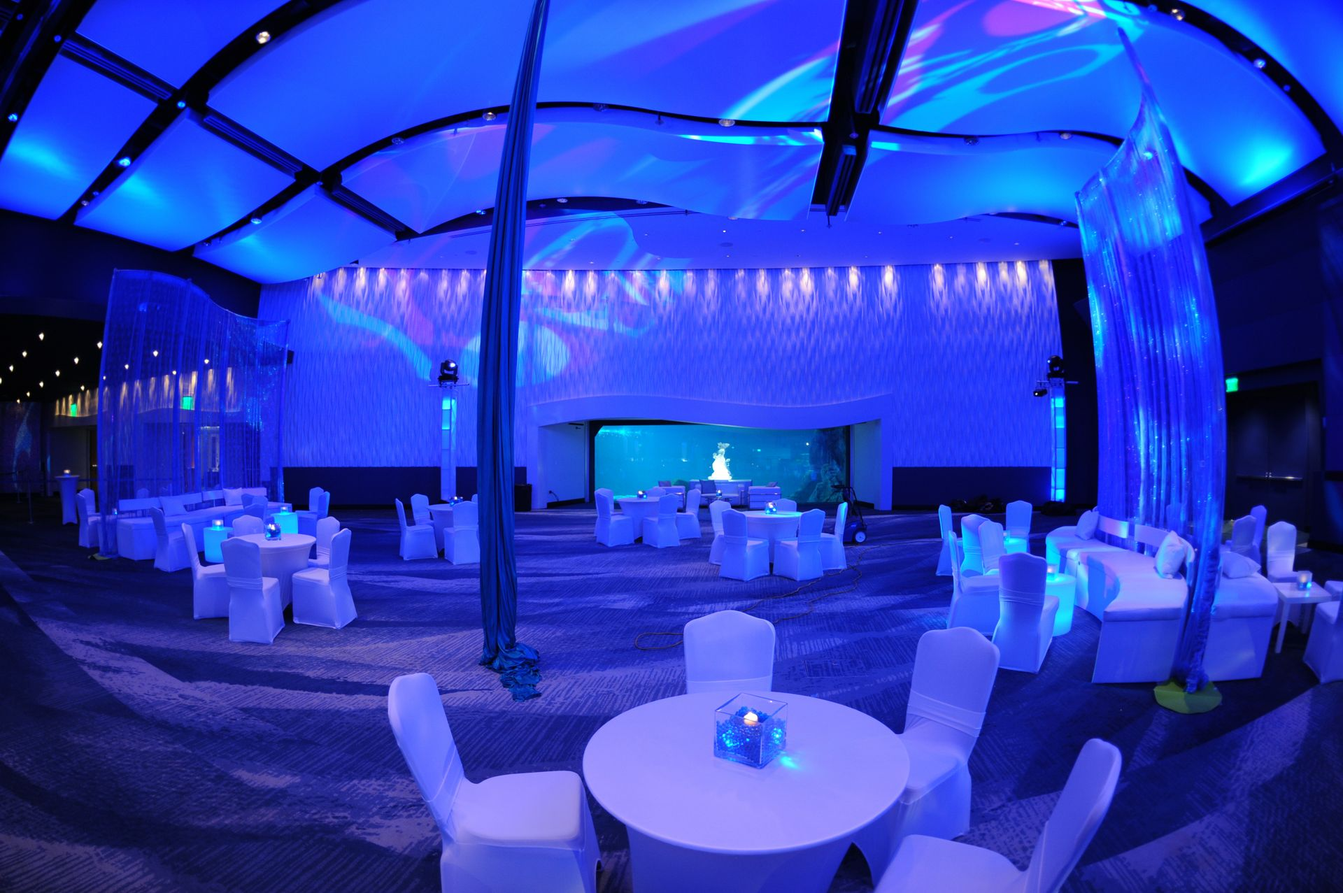 Oceans Ballroom & Arctic Room - Lounge Area