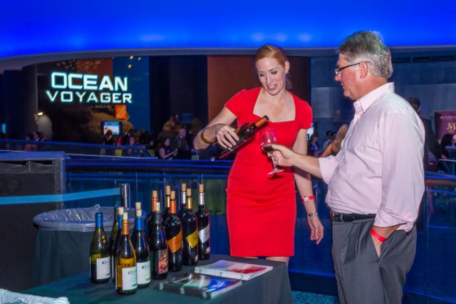Georgia Aquarium Celebrates Ninth Annual Aqua Vino