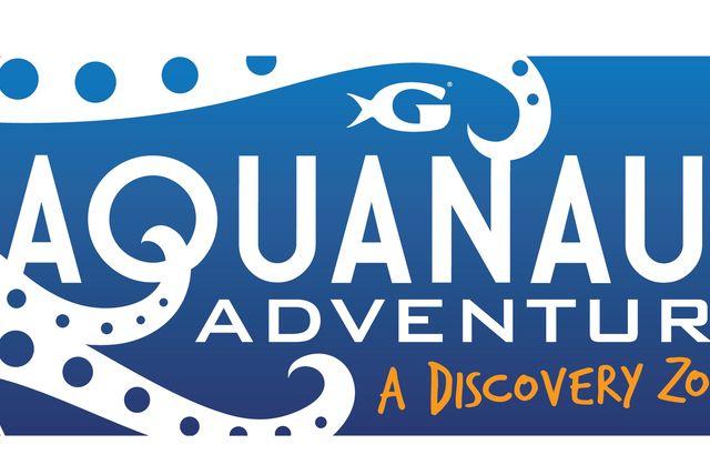 Aquanaut Adventure Logo
