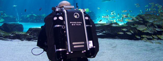 Georgia Aquarium and Poseidon Diving System Team Up for Ultimate SCUBA Diving Experience Giveaway