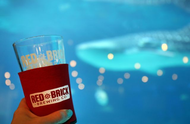 Red Brick Brewing Co. and Georgia Aquarium Announce Partnership