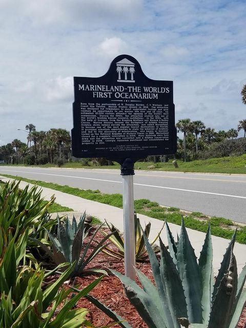 Marineland Dolphin Adventure Celebrates 79 Years, Named Florida Heritage Landmark