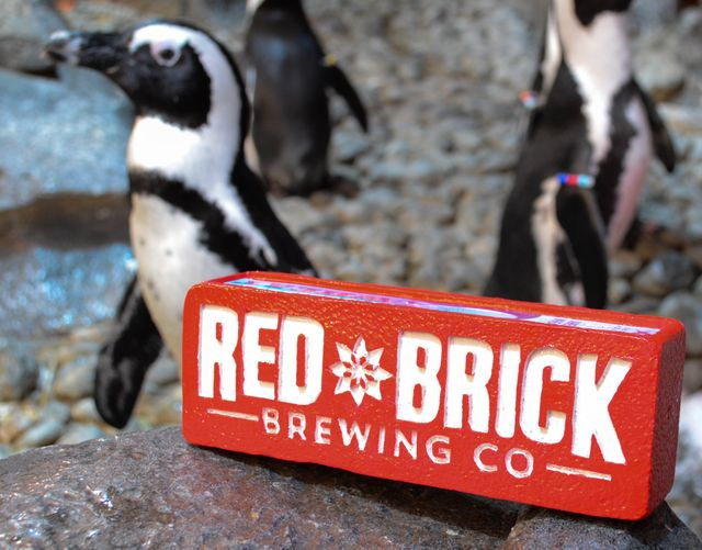 Red Brick Brewing Co. and Georgia Aquarium Announce Long-Term Partnership