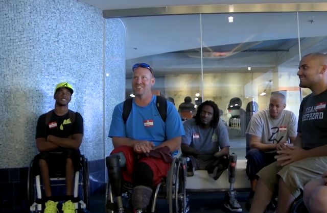 Sharks and Smiles: Our Commitment to Veterans