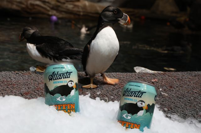 Atlanta Brewing Company and Georgia Aquarium Announce Fifth Seasonal Brew