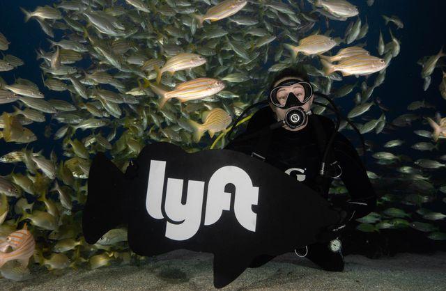 Lyft and Georgia Aquarium 'make a splash' with new partnership