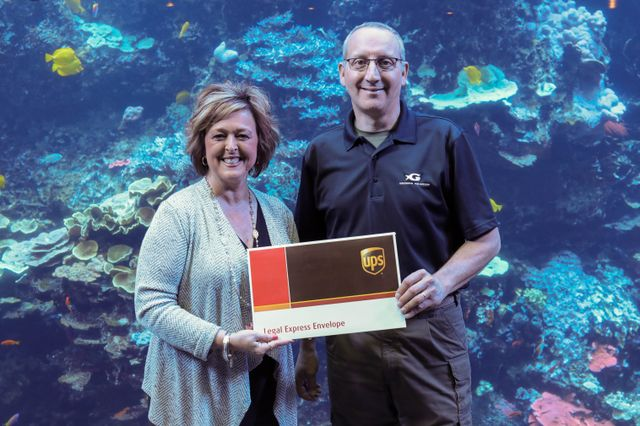 Georgia Aquarium Receives $50,000 Grant from the UPS Foundation