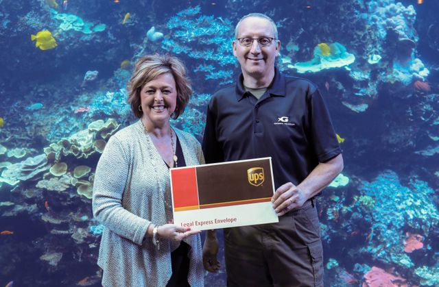 Georgia Aquarium Receives $50,000 Grant from the UPS Foundation