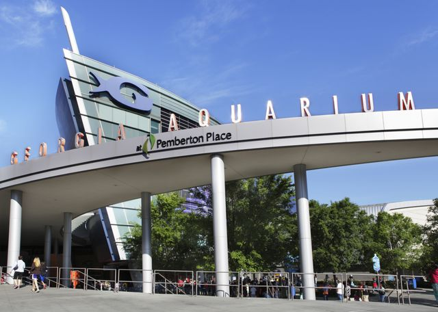 Road Closures Around Georgia Aquarium During The Big Game