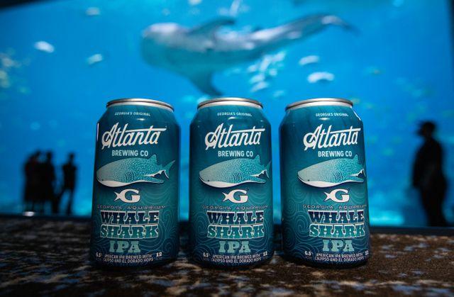 It's Beer Season…Introducing Whale Shark IPA