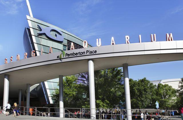 Brasfield & Gorrie Celebrates Construction Milestone for Georgia Aquarium's Expansion